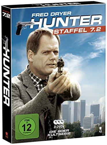 Hunter - Gnadenlose Jagd (Staffel 7.2 auf 3 DVDs im Digipack mit Schuber)