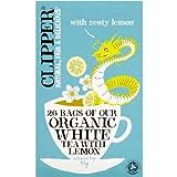 Clipper Organic White Tea With Lemon 26 Teabags