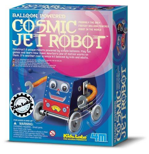 4M Cosmic Jet Robot