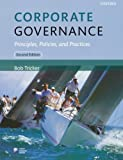 img - for Corporate Governance: Principles, Policies and Practices book / textbook / text book