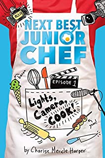 Book Cover: Lights, Camera, Cook!