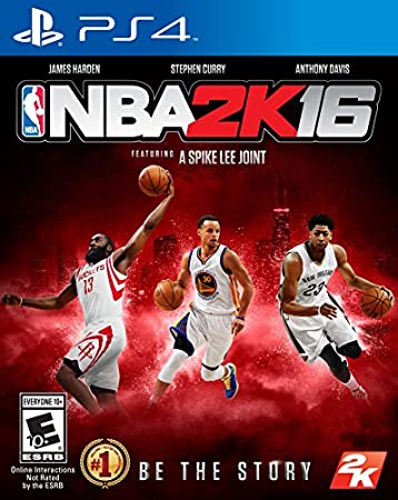 NBA 2K16 - PlayStation 4 [Digital Code]