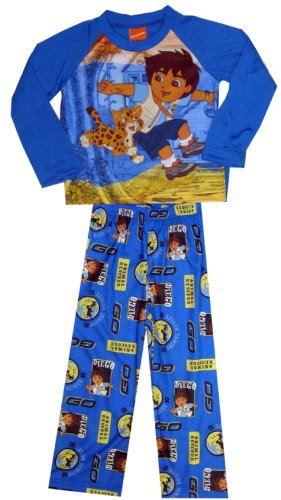 Buy Go Diego Animal Rescue Pajamas for boys