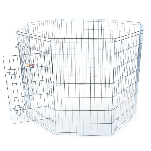 Majestic Pet 48-Inch Exercise Kennel Pen for Pets, X-Large