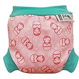 Close Parent 5060123255751 - Bañador, diseño de russian doll, talla XL, color rosa y azul