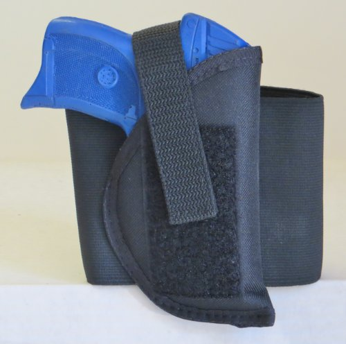 Elastic Wrap Ankle Holster for Ruger LC9 & LC380 without Laser from Federal