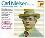 Nielsen: Symphonies 1-6 / Flute Conce...