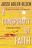 img - for A Conspiracy of Faith: A Department Q Novel book / textbook / text book