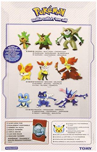 Pokmon-Pack-XY-Evolution-de-figuras-Bizak-6618538-modelos-aleatorios