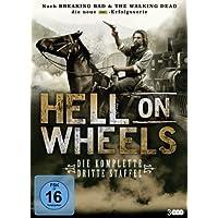 Hell on Wheels - Die komplette dritte Staffel [3 DVDs]