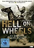 Hell on Wheels - Die komplette dritte Staffel [3 DVDs]
