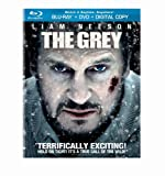The Grey (Two-Disc Combo Pack: Blu-ray + DVD + Digital Copy + UltraViolet)