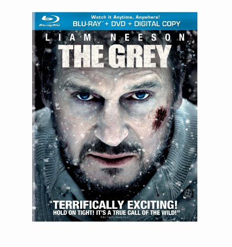 Cover art for  The Grey (Blu-ray + DVD + Digital Copy + UltraViolet)