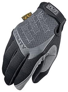 Mechanix Wear H15-05-011 Xlarge Utility Glove, Black, X-Large