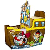 Playhut - Jake and the Neverland Pirates - Jake's Coconut Shooter Boat Play Tent