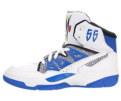 Adidas Mutombo Mens Basketball Shoes G99903 Running White 9 5 M US ... 36c3ff351