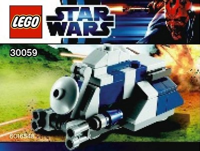 Lego Star Wars 30059 MTT 51 Pieces