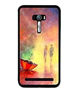 Fuson 2D Printed Designer back case cover for Asus Zenfone Selfie - D4351