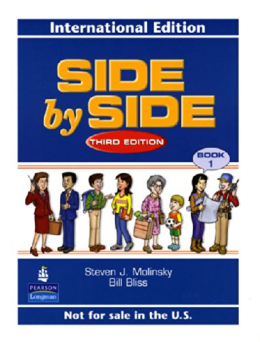 Side By Side International Version 1, Third Edition