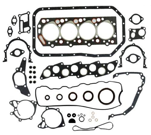 Mitsubishi Montero 2.5L L4 4D56 2476CC SOHC Full Gasket Set (Mitsubishi 4d56 Engine compare prices)