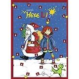 """Hexe Lilli und der Weihnachtszauber: Adventskalendervon """"Birgit Rieger"""""""