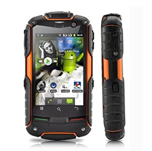 Amazon Com Fortisx V5 Ip67 Rugged Waterproof