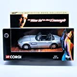 BMW Z8 * THE WORLD IS NOT ENOUGH * 2001 Corgi Classics 007 The Definitive James Bond Collection 1:36 Scale Die-Cast Vehicle