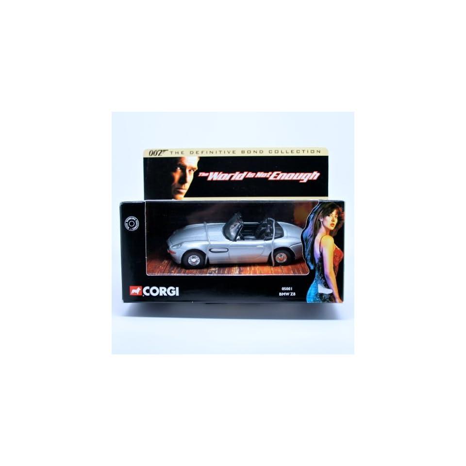 James Bond 007 Octopussy Mercedes Saloon Model Car By Corgi