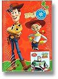 Disney Toy Story Woody & Jessie Happy Holidays Christmas Cards 16ct (1 Box)