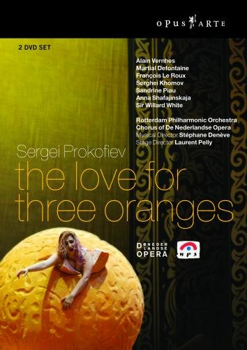Prokofiev - The Love For Three Oranges [DVD] [1989] (NTSC) [2010]