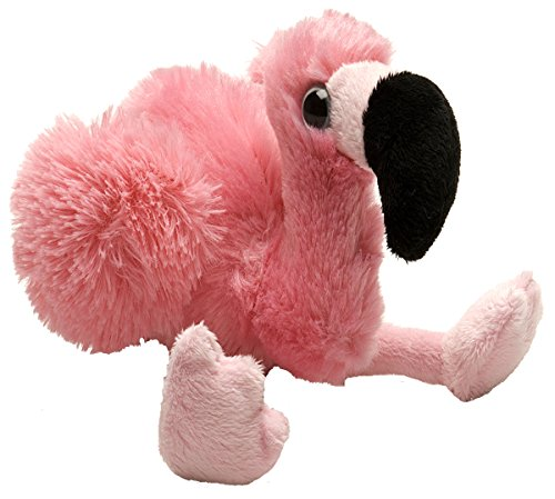Wild Republic Hug Ems Flamingo Plush Toy