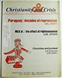 img - for Christianity and Crisis, Volume 47 Number 8, May 18, 1987 book / textbook / text book