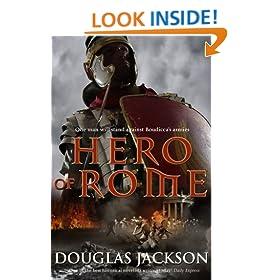 Hero of Rome (Gaius Valerius Verrens Book 1)
