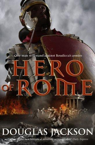 Hero of Rome: (Gaius Valerius Verrens 1), by Douglas Jackson