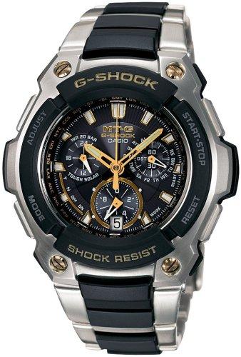 CASIO (カシオ) 腕時計 G-SHOCK MT-G The G タフソーラー 電波時計 MULTI BAND5 MTG-1000G-9AJF