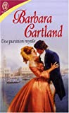 echange, troc Barbara Cartland - Une punition royale