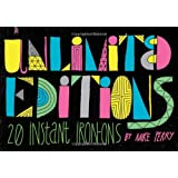Unlimited Editions: 20 Instant Iron-On Decals ~ Mike Perry