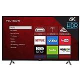TCL 49S405 4K UHD Smart LED Roku TV (Certified Refurbished), 49
