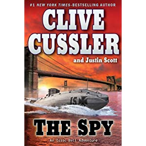 The Spy (Isaac Bell)