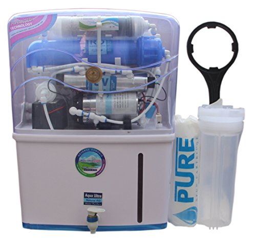 Aqua Ultra A500 14 Stage Ro+Uv+Uf+mineral+Tds Controller Water Purifier