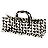 TF Houndstooth Wine Bag Carrier