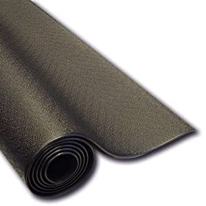 Body Solid Super Mat RF34B Bike and Step Mat