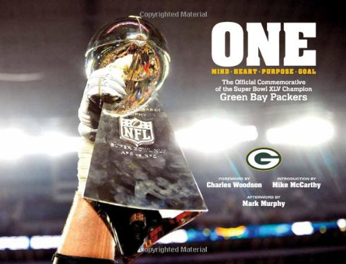 One: The Official Commemorative of the Super Bowl XLV Champion Green Bay Packers