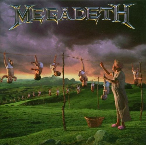 Click here to buy Youthanasia by Megadeth.