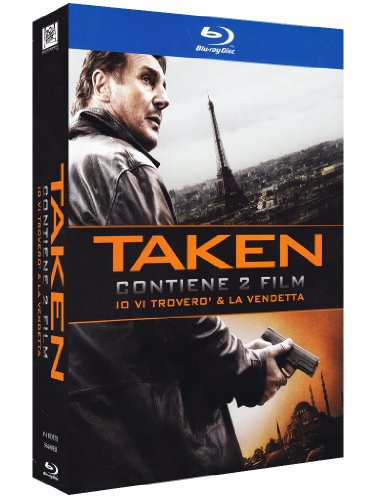 Taken - Io vi troverò + La vendetta [Blu-ray] [IT Import]