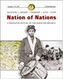 Nation of Nations Vol. I w/ Interactive E-Source CD; MP (0072487607) by Davidson, James West