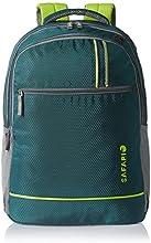 Safari 25 Ltrs Green Casual Backpack (Fusion-Green-LB)