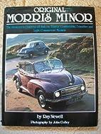 Original Morris Minor: The Restorer's…