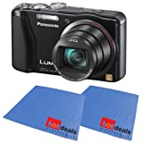 Panasonic Lumix ZS20 Digital Camera