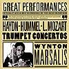 Trumpet concertos of Haydn, Hummel, L. Mozart